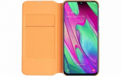 SAMSUNG Wallet Cover etui Samsung Galaxy A40